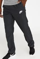 Nike - Nsw pant oh wvn season grey