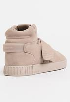 adidas Originals - Tubular Invader Sneakers Stone