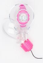 Cool Kids - Girls Digital Watch Mid Pink