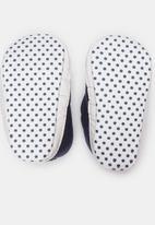 POP CANDY - Girls Textile Sneaker Navy