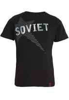 SOVIET - Beagles Tee Black