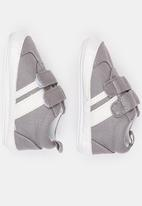 POP CANDY - Girls Canvas Sneakers Grey
