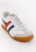 Gola - Harrier Leather Sneakers White
