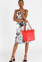 BLACKCHERRY - Shopper Bag Red