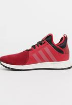 adidas Originals - Adidas X PLR Sneakerboot Mono Burgundy