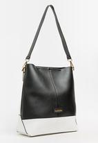 BLACKCHERRY - Tote  Bag Black and White