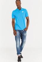 Nike - NSW Polo Pq Matchup Blue