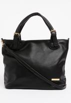 BLACKCHERRY - Shoulder Bag Black