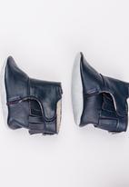 shooshoos - Raise a Toast Boots Navy