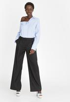STYLE REPUBLIC - Wide Leg Trouser Black