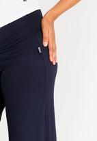 Cherry Melon - Basic Ballerina Pants Navy