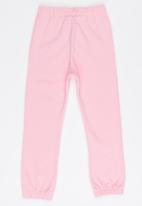 Soobe - Girls Joggers Mid Pink