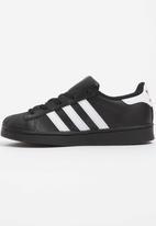 adidas Originals - Superstar Sneaker Black