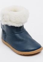 shooshoos - Blue Downs Boots Dark Blue