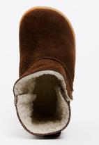 shooshoos - Noel Boots Brown