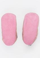 shooshoos - Pink Panther Boots Pale Pink