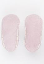 shooshoos - Ballet Dancer Boots Pale Pink