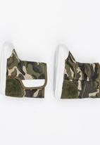 POP CANDY - Boys booties - camo