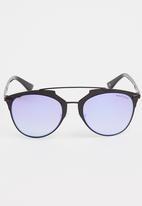 7ce79e9546 Carpetana Polarised Mirrored Sunglasses Mid Purple Lentes & Marcos ...