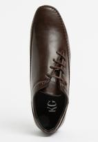 KG - Rhino Lace-Up Shoes Brown