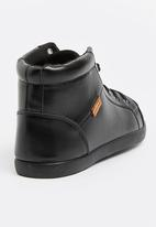 Pierre Cardin - Hi-Top Sneakers Black