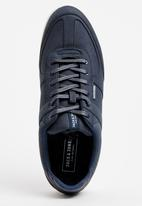 Jack & Jones - Chase PU sneakers - navy