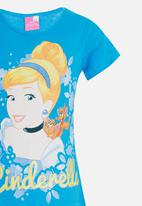 POP CANDY - Cinderella Tee Turquoise