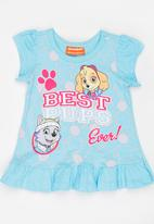 POP CANDY - Paw Patrol  Tee Turquoise