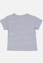 Twin Clothing - Shades Printed T-shirt Grey