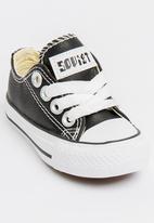 SOVIET - Viper Low Cut Sneaker PU Black