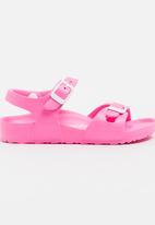 Birkenstock - Rio  Sandal Mid Pink