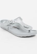 Birkenstock - Gizeh Sandal Silver