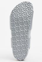 Birkenstock - Rio  Sandal Silver