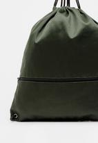 STYLE REPUBLIC - Stitched Bag Khaki Green