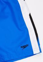 SPEEDO - Logo Yoke Spl 15 Watershorts Blue
