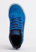 Vans - SK8 Hi Zip Sneaker Blue