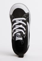 Vans - Racer Mid  Sneaker Black