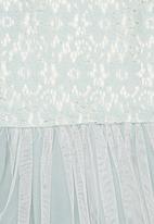 Just chillin - Tutu Dress Mint
