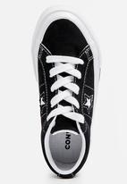 Converse - One Star OX Sneaker Black