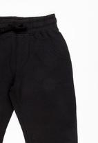 POP CANDY - Cuffed Jogger Black