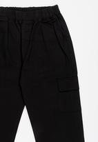 POP CANDY - Chino Pant Black