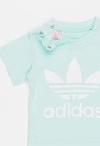 adidas Originals - Kids Trefoil tee - mint