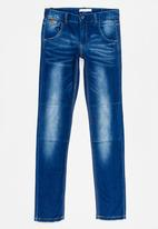 name it - Boys Denims Navy