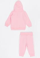 adidas Originals - I SST Hoodie Set Pale Pink