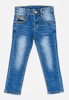 POP CANDY - Girls denim jeans - blue