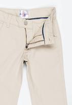 POP CANDY - Chino Pants Stone