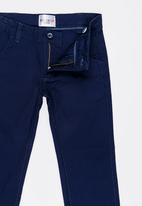 POP CANDY - Chino Pants Navy