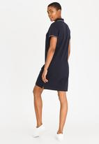 POLO - Lisa Stretch Golfer Dress Navy