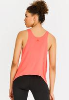 adidas - Knot tank top - red