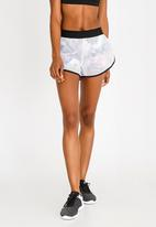 Reebok - 2-in-1 Shorts White